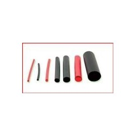 AKL   4,8 BLACK  heat shrink (24 Cm)