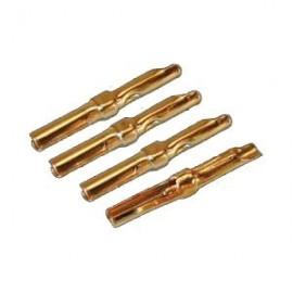Cardas PCCEG Gold clips set