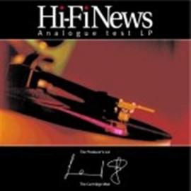 HI-FI News Tes LP