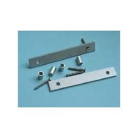 Flat Handles 4U Silver (1MP0406B)