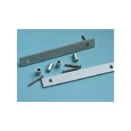 Flat Handles 5U Silver (1MP0506B)