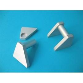 Big Handles 2U Silver (1MAL02B)