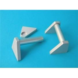 Big Handles 3U Silver (1MAL03B)