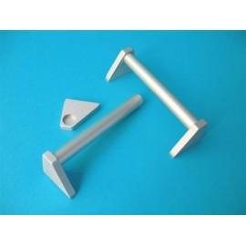 Big Handles 5U Silver (1MAL05B)