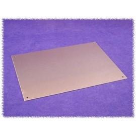 Hammond HW1710ALPL Natural Aluminium Top / Bottom Panel