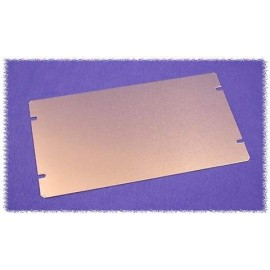 Hammond 1434-12 Natural Aluminium Botton Panel