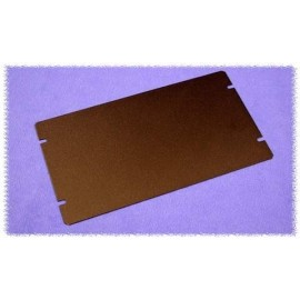 Hammond 1431-30BK3 Black Steel Bottom Panel