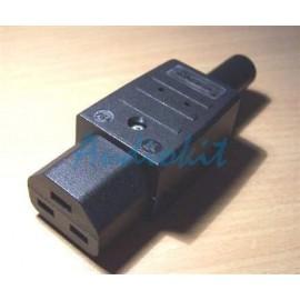 IEC  Big 16A (Horizontal Contact)