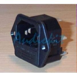IEC Socket Fuse
