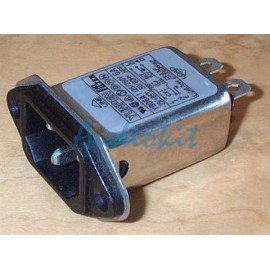 IEC Socket FILTER 6A