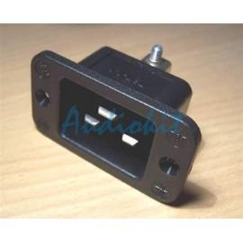 IEC Socket  Big 20A (Horizontal Contact)