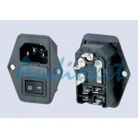 IEC Socket Switch KA