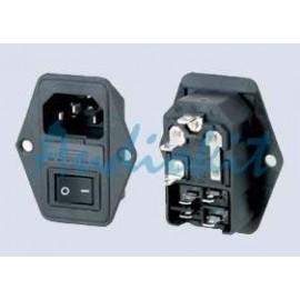 IEC Socket Switch KA