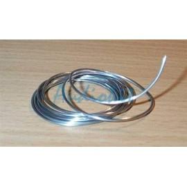 AK Ag 2% 1 meter Tin Silver Solder mm 1 dia
