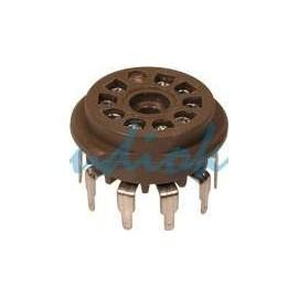 9 pin Noval PCB Belton VT9-PT