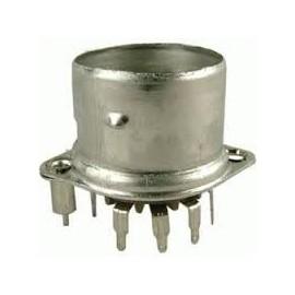 9 pin Noval PCB Belton VT9-PT-C