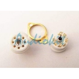 7 pin B7G mini CHS Gold