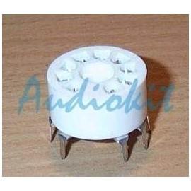 9 pin Noval Plastic PCB