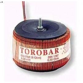 2,2mH d 1,3 TORO core 0,12 ohm, TO10