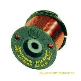 2,2mH d 0,60 HQR32-26 core 1,09 ohm,