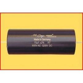 2,7uF - 1000 vdc Supreme Silver Gold Oil Classic