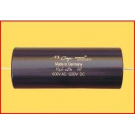 10uF - 1000 vdc Supreme Silver Gold Oil Classic