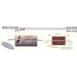 0,1uF - 1200 Vdc Audyn Cap PLUS