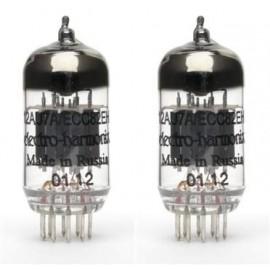 12AU7-ECC82 EH Coppia-pair
