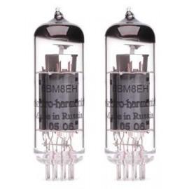 6BM8-ECL82 EH Coppia-pair