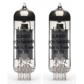 EL84 EH Coppia-pair