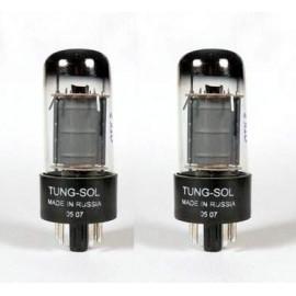 6V6 Tung-Sol Coppia-pair