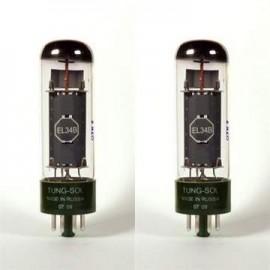 EL34B Tung-Sol Coppia-pair
