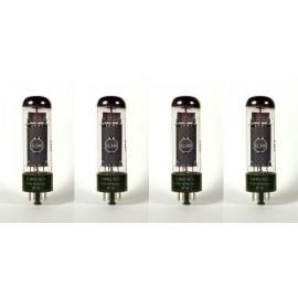 EL34B Tung-Sol Quartetto-quad