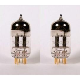 ECC803S-12AX7 Tung-Sol GOLD Coppia-pair