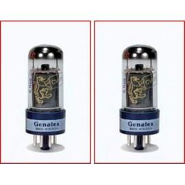 6V6GT - CV511 Genalex Coppia-Pair