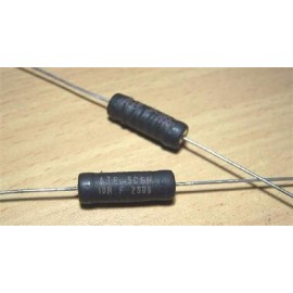 15 ohm 6 W  1%  ATE SCSN Induction Free