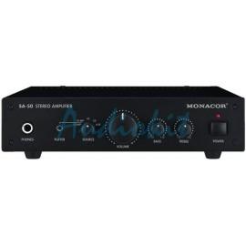Monacor SA-50 Stereo Amplifier