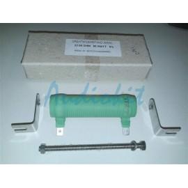22 ohm 50W wire Resistor (off)