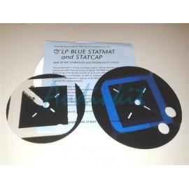 LP blue Statmat & StatCap (off)