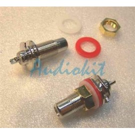 Cardas GRFA L female RCA (Thick nut)