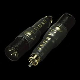 Cardas  MRCA-MXLR  adapter (pairs)