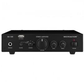 Monacor SA-100 Stereo Amplifier