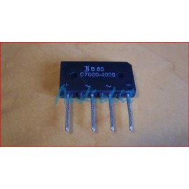 B80-C7000-4000 Rectifier Bridge (80V 4A)