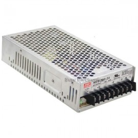 Switching Power Supply Metal Case 24V 8,8A 200W (Mean well PS-SP11184)