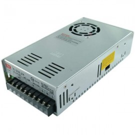 Switching Power Supply Metal Case 24V 14,6A 350W (Mean well PS-SP11154)
