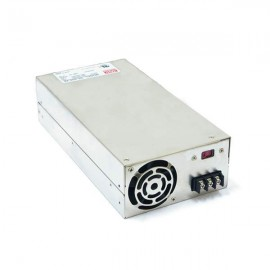Switching Power Supply Metal Case 48V 12,5A 600W (Mean well PS-SP11142)