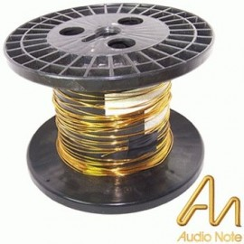 Audio Note Silver 0,6 mm dia  AN-WIRE-020 (1 Cm price)