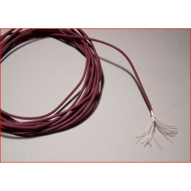 Audio Note AN-WIRE-180 Silver Litz Violet (1 Cm price)