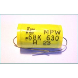 0,68uF / 630 Vdc IC MPW (off)