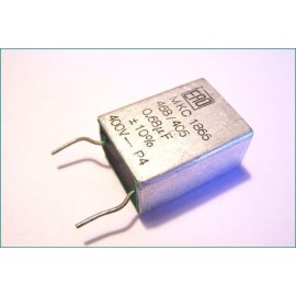 0,68uF / 630 Vdc ERO MKC 1866 (off)